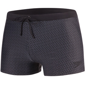 speedo Valmilton Aquashorts Men Elemental Fix Black/Oxid Grey